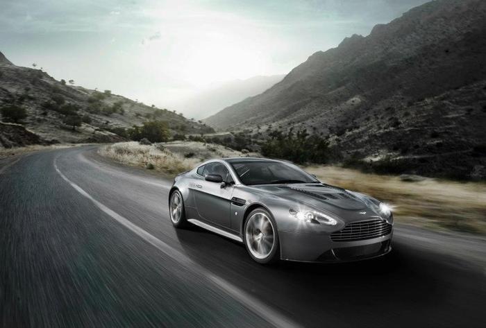 Aston Martin Hoefnagels Exclusieve Auto S