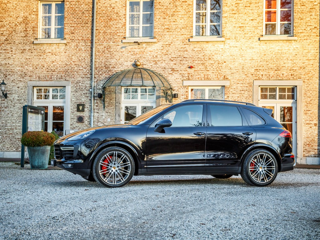 Porsche Cayenne Kopen Hoefnagels Exclusieve Auto S