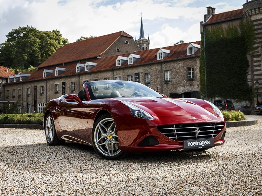 Ferrari California kopen? Hoefnagels Exclusieve Auto's