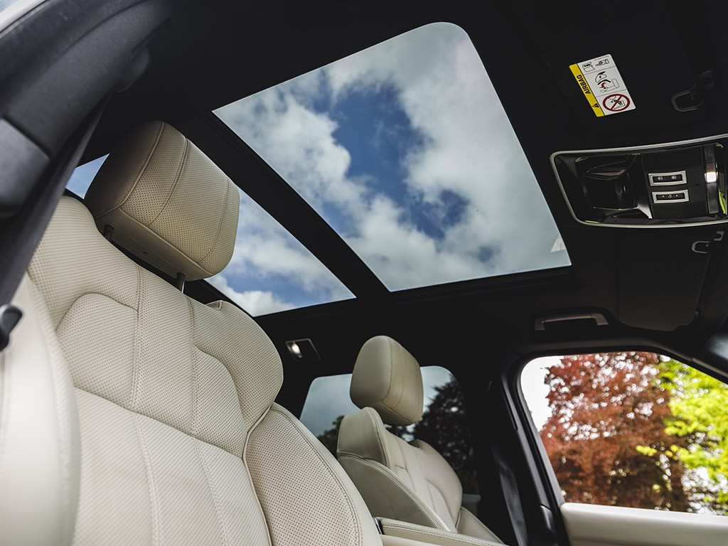 Range Rover lil kleine